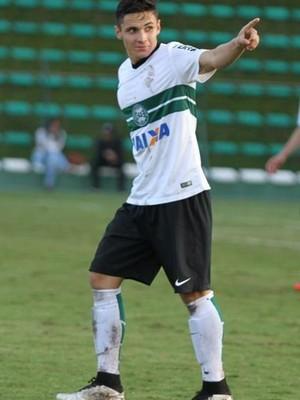 Raphael Veiga Coritiba (Foto: Coritiba/Divulgação)