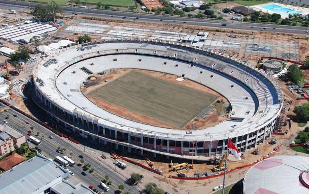 Beira-Rio reforma estádio (Foto: Divulgação / Andrade Gutierrez)