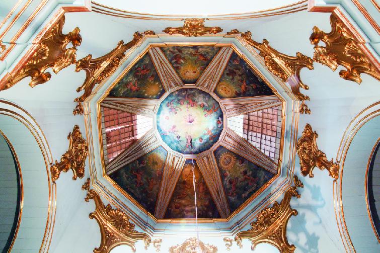Igreja das Chagas do Seráfico Pai São Francisco (Foto: FAU/Reprodução)