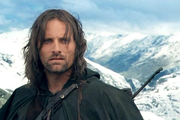 Viggo Mortensen como Aragorn (Foto: Reprodução)