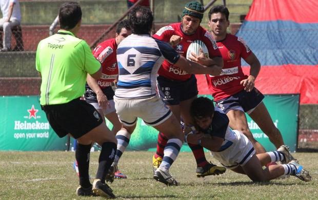 São José Rúgbi Rugby (Foto: Dani Mayer/ Fotojump)