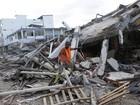 Sobe número de mortos após terremoto no Equador
