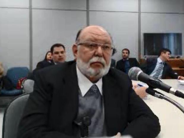 Oitiva é em relação a processo envolvendo ex-ministro Gim Argello (Foto: Reprodução)