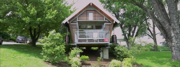 Minicasa, tiny house, Jeff Broadhurst, ep 3 (Foto: Divulgao/GNT)