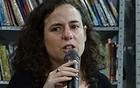 Diretora da Wikipédia fala com jovens sobre mundo digital (Luna Markman / G1)