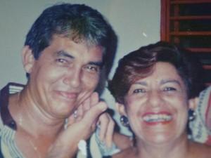 Início do relacionamento (Foto: Adrião Rocha/ Arquivo pessoal)
