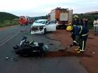 Motociclista morre em acidente no DF e motorista é preso por desacato