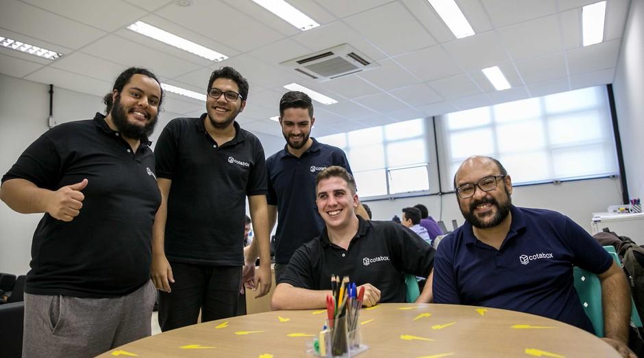 A Cotabox foi o primeiro projeto incubado na Escola de Negócios do Sebrae SP (Foto: Divulgação)