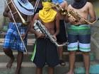 Repercussão de foto de jovens músicos em favela surpreende autor