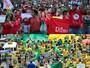 Recife tem manifestações contra e a favor do impeachment de Dilma