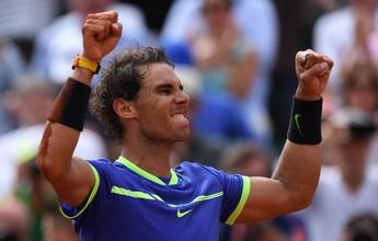 Número 1 do ano, Rafael Nadal é o primeiro classificado para o ATP Finals