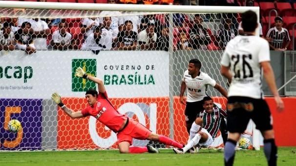 Corinthians e Fluminense duelam nesta quarta (21), pela Copa do Brasil. (Foto: Reprodução GE)