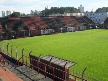 Estádio Antonio Soares de Oliveira será o palco do jogo (Foto: Reprodução/Sertãozinho FC)