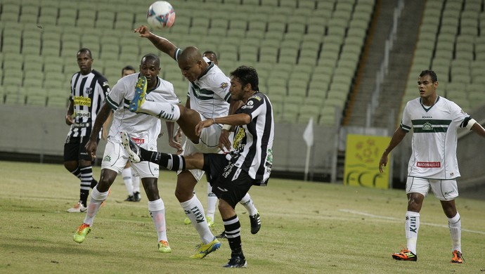 Ceará x Icasa Campeonato Cearense Castelão (Foto: Kid Júnior/Agência Diário)