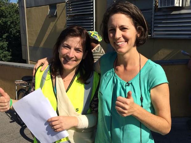 jornalistas cnn (Foto: Cauê Fabiano)