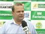 Copa BR: cartola do Gurupi afirma que é difícil superar campanha do Palmas