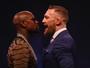 """McGregor rebate Tyson: """"Vai comer suas palavras pelo resto de seus dias"""""""
