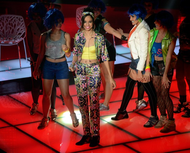 Priscylla  (Foto: The Voice Brasil/TV Globo)