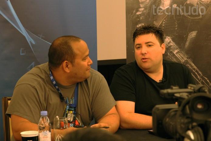 Sony decidiu manter o preço do PS4 frustrando expectativas na E3 2014 (Foto: Isadora Díaz/ TechTudo)