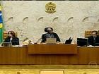 STF decide se 12 réus no julgamento do mensalão terão novo julgamento