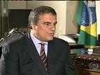 'Estamos diante de uma situação inadmissível' diz o ministro da Justiça