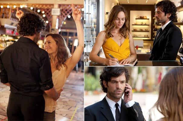 Alex aceita tentar destruir o casamento de Juliette, mesmo ela tendo um relacionamento perfeito (Foto: Divulgação/Reprodução)