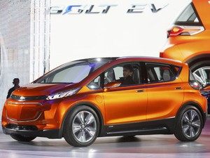 Chevrolet Bolt Concept (Foto: Reuters/Rebecca Cook)