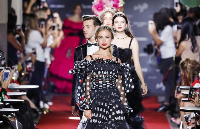 Dolce & Gabbana Secret Show, verão 2018  (Foto: Getty Images)