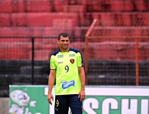 Neto Baiano - Sport (Foto: Aldo Carneiro/Pernambuco Press)