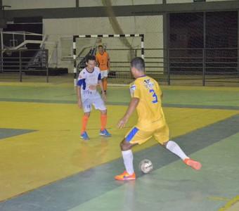 Campeonato Roraimense de Futsal - Divisão Especial (Foto: Nailson Wapichana)