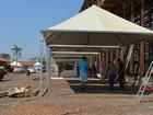 Parque de exposições de Cacoal, RO, está quase pronto para a Expoac