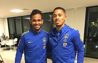 Evandro é convocado para treinos com a Seleção nas eliminatórias da Copa