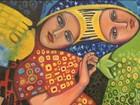 Artista maranhense realiza exposição sobre universo feminino em São Luís