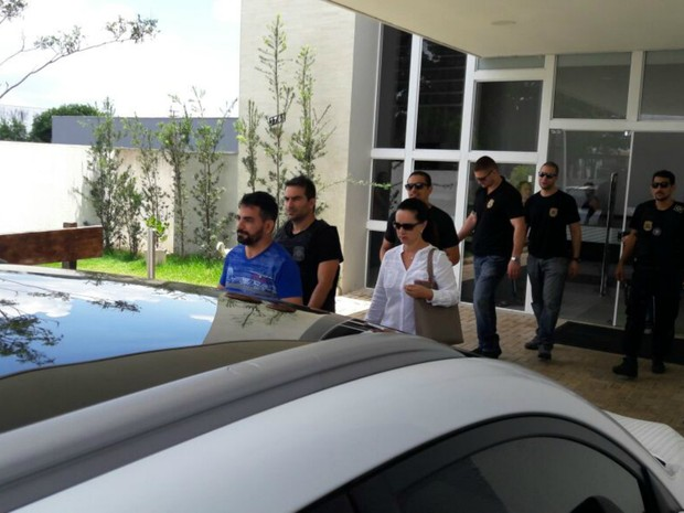 Vice-prefeito e vereador são presos suspeitos de corrupção em Vilhena (Foto: Elilson Fabiano/Arquivo pessoal)
