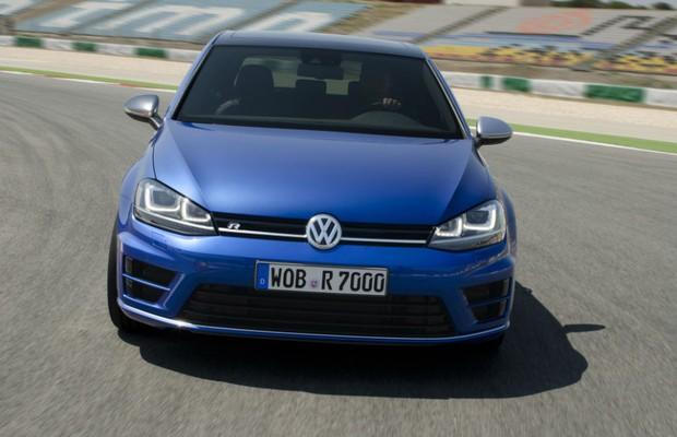 Volkswagen Golf R (Foto: Divulgação)