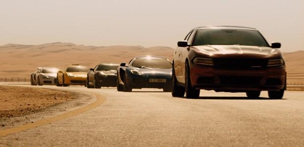 Dodge Charger (Foto: Reprodução)