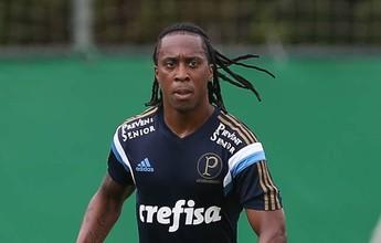 Palmeiras não deve ter Arouca na estreia no Campeonato Brasileiro