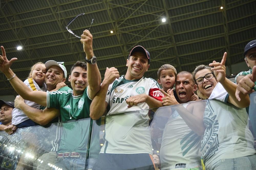d904560578814 Palmeiras x Ponte Preta  36 mil ingressos para a volta da semifinal do ...