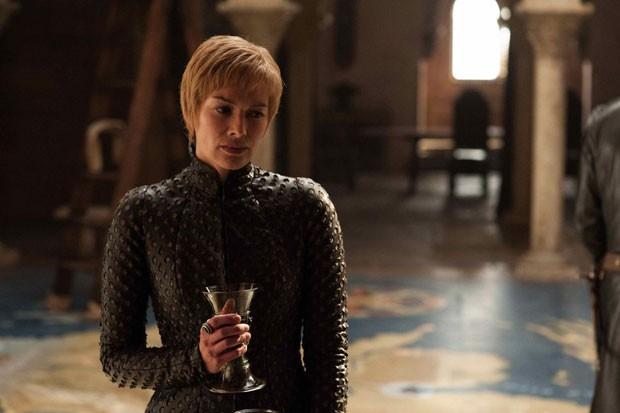 Lena Headey como Cersei Lannister no primeiro episódio da sétima temporada de Game of Thrones (Foto: Divulgação)