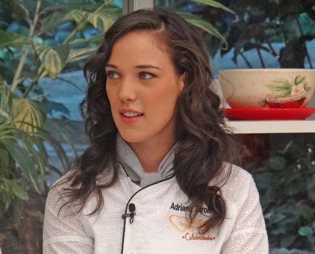 Adriana Birolli está na última Panela de Pressão (Foto: Mais Você / TV Globo)