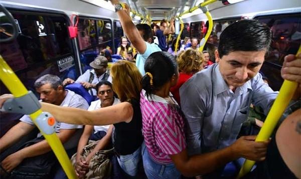 Justiça determina curso para homens que cometem assédio no transporte público  (Foto: Divulgação)
