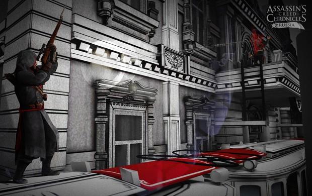'Assassin's Creed Chronicles: Russia' se passa durante a Revolução Russa, no início do século 20 (Foto: Divulgação/Ubisoft)