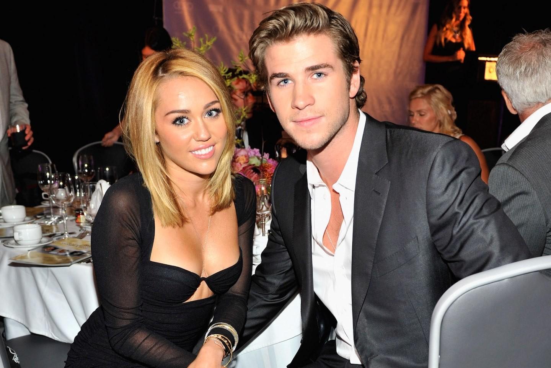 Miley Cyrus e Liam Hemsworth (Foto: Divulgação)