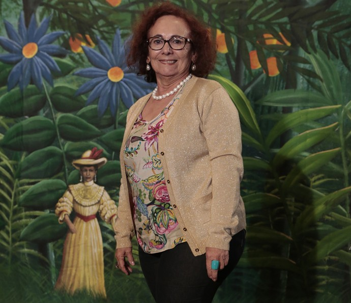 Zezita Matos é uma fofura! Ela viveu a forte e sensível Piedade (Foto: Felipe Monteiro/ Gshow)