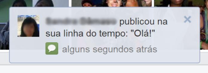 Pop-ups no Facebook também podem ser fechados após ver o alerta (Foto: Foto: Reprodução/Lívia Dâmaso)