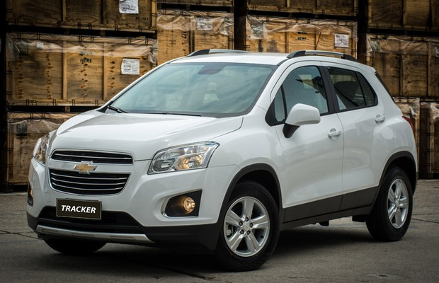 Chevrolet Tracker LT (Foto: Divulgação)