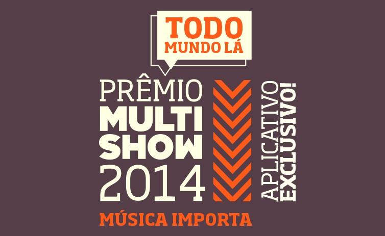 prmio multishow de msica 2014 aplicativo thumb (Foto: Divulgao)