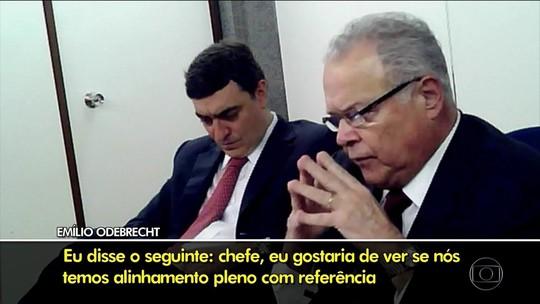 Odebrecht recorreu a Lula para evitar concorrência da Petrobras, dizem delatores