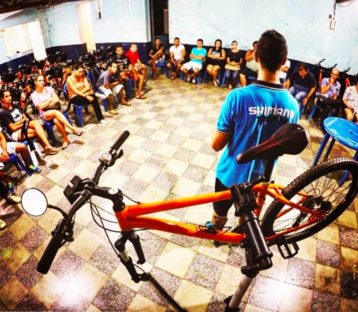 Bicicletas doção Noronha 3