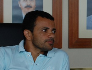 Josivaldo Alves, presidente do CSP (Foto: Renata Vasconcellos)